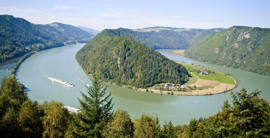 Die Schlögener Schlinge - Upper Austria