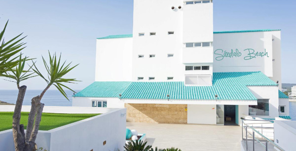 Hôtel HSM Sandalo Beach