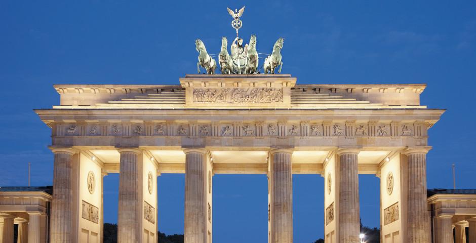 Brandenburger Tor - BMW Berlin Marathon 2018