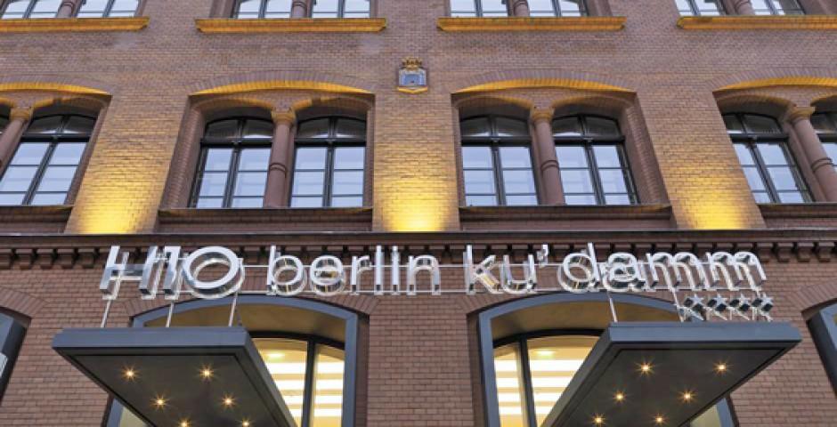 Hotel Ku'damm - BMW Berlin Marathon 2018