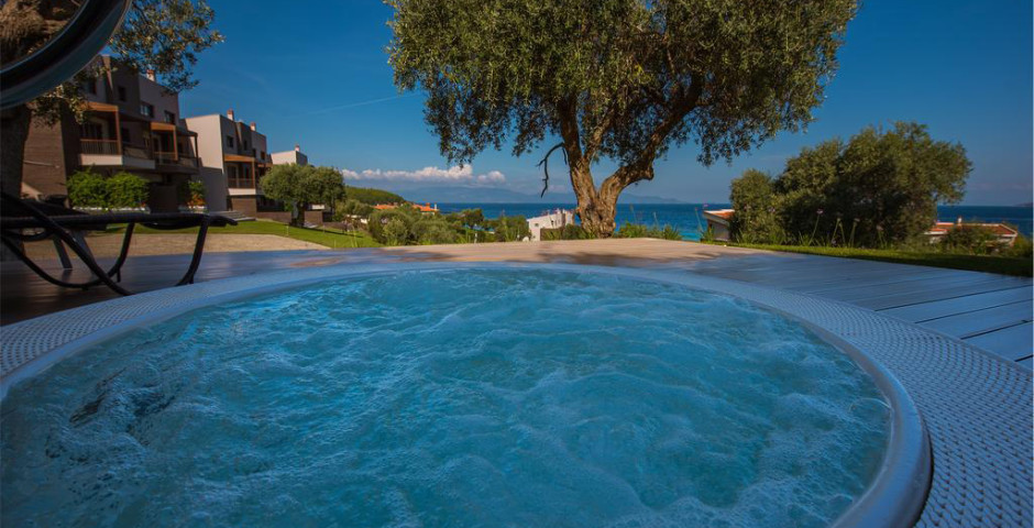 Athos Villas Luxury Seaside Villas