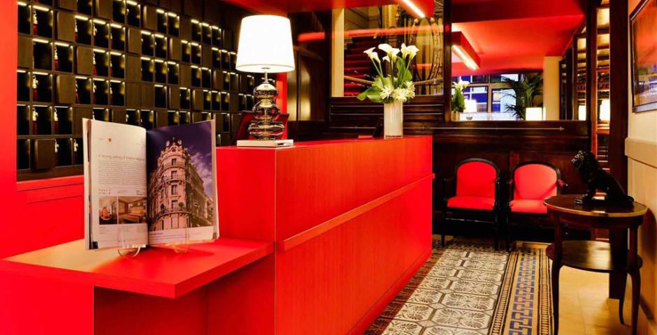 Hotel Carlton Lyon MGallery