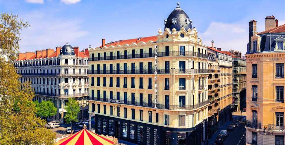 Hôtel Carlton Lyon by Mgallery
