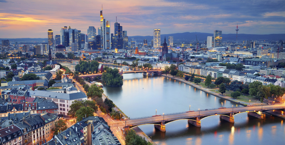 Skyline - Frankfurt am Main