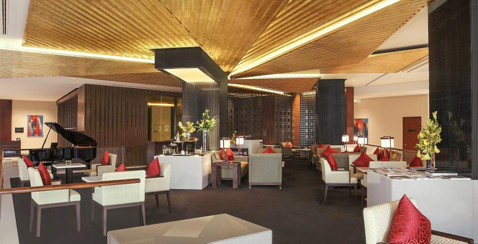 Lobby Lounge - The Oberoi, Dubai