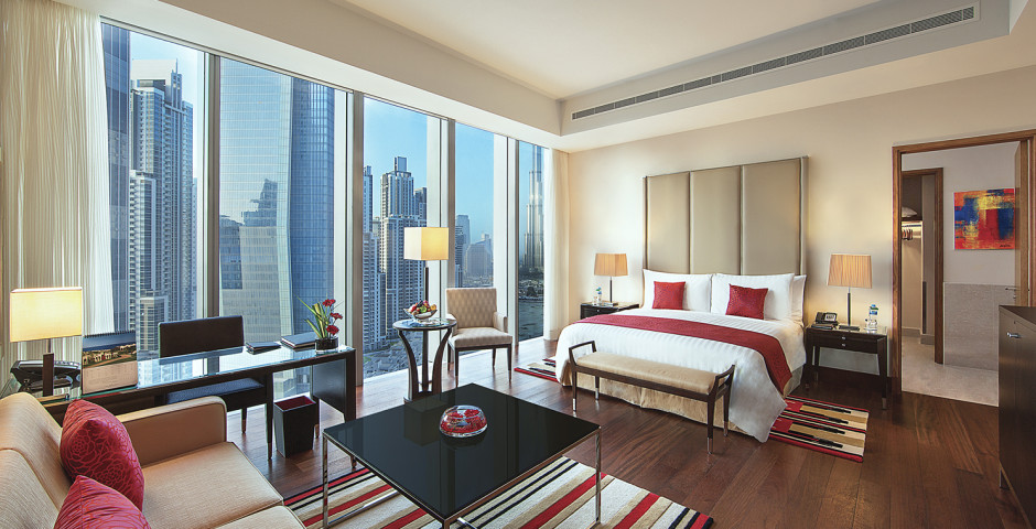 Premier Room - The Oberoi, Dubai