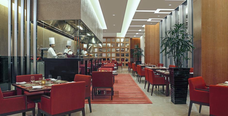 Ananta Grand Restaurant - The Oberoi, Dubai