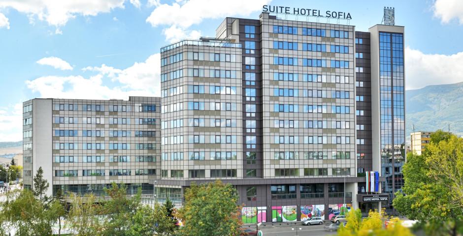 Suite Hôtel Sofia