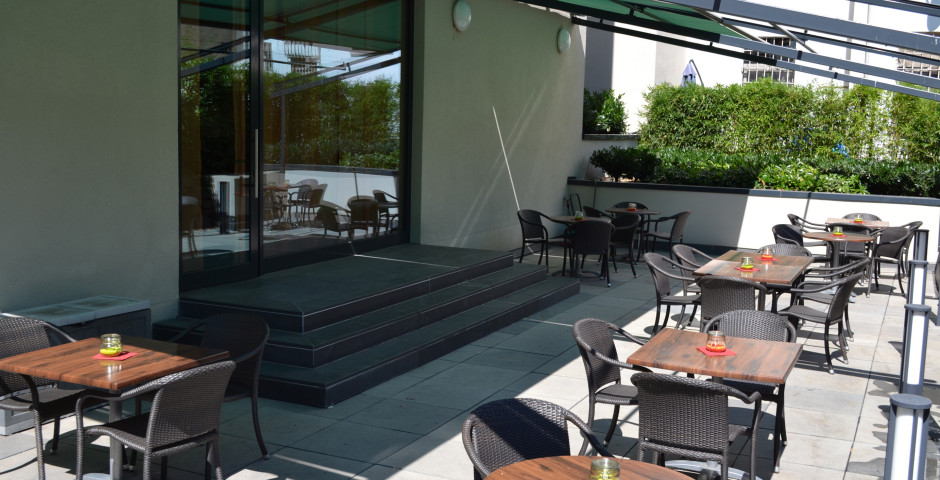 Star Inn Hotel Frankfurt Centrum, by Comfort