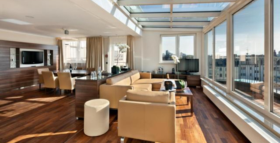 Fleming's Deluxe Hôtel Frankfurt Main-Riverside