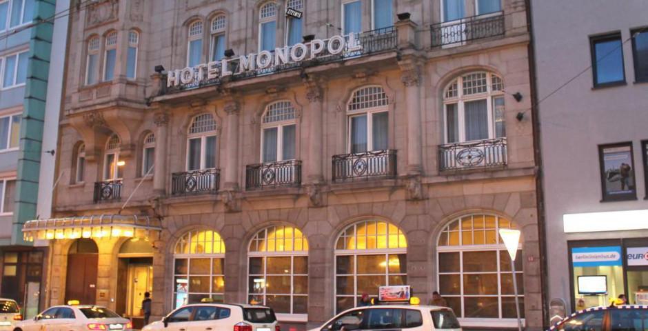 Hôtel Monopol
