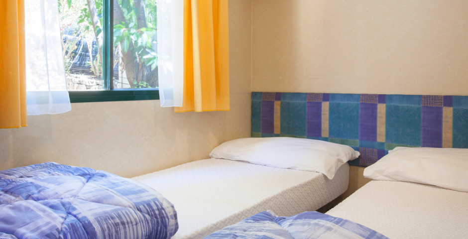 Mobilhome Baia Comfort - Camping Village Capo d'Orso