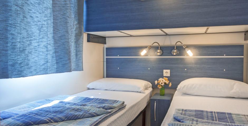 Mobilhome Blu Romantic - Camping Village Capo d'Orso
