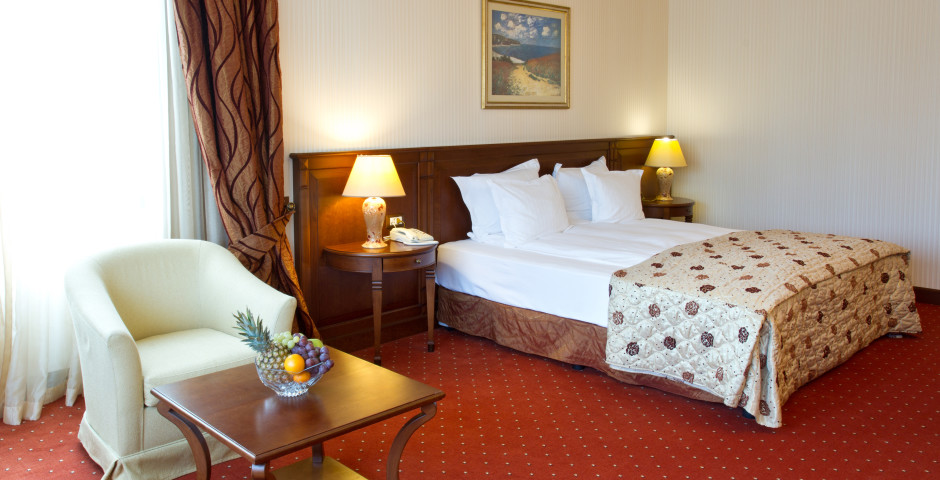 Crystal Palace Boutique Hotel