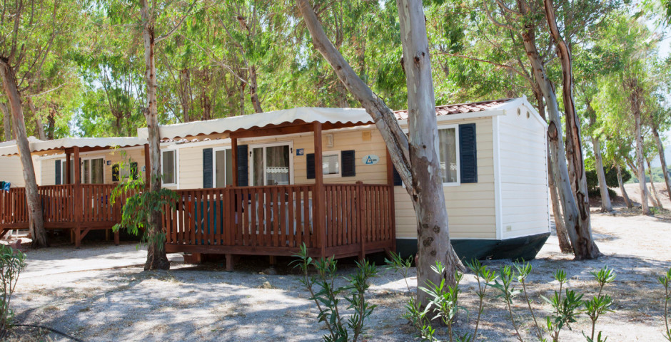 Mobilhome Blu Romantic - Camping Village Laguna Blu