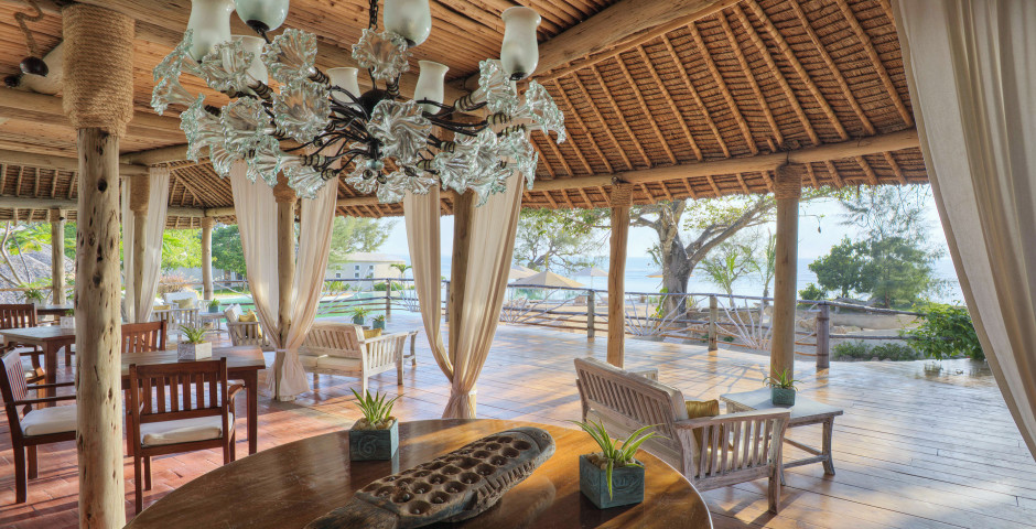 Restaurant - The Ocean SPA Lodge