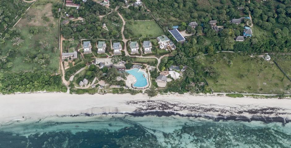 Hotelanlage - The Ocean SPA Lodge