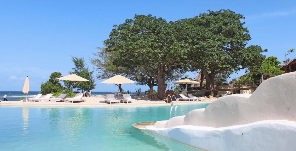 Pool - The Ocean SPA Lodge