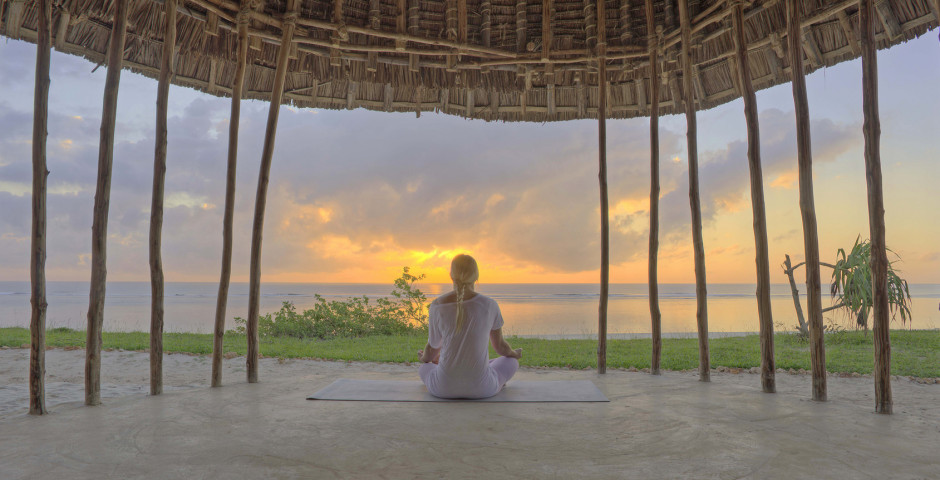 Yoga - The Ocean SPA Lodge
