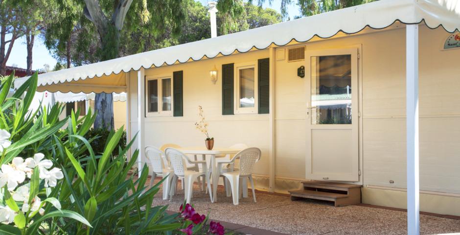 Mobilhome Baia Lux - Centro Vacanze Isuledda