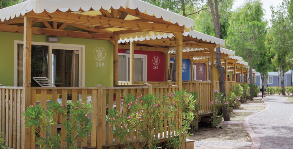 Mobil-home Baia Relax New