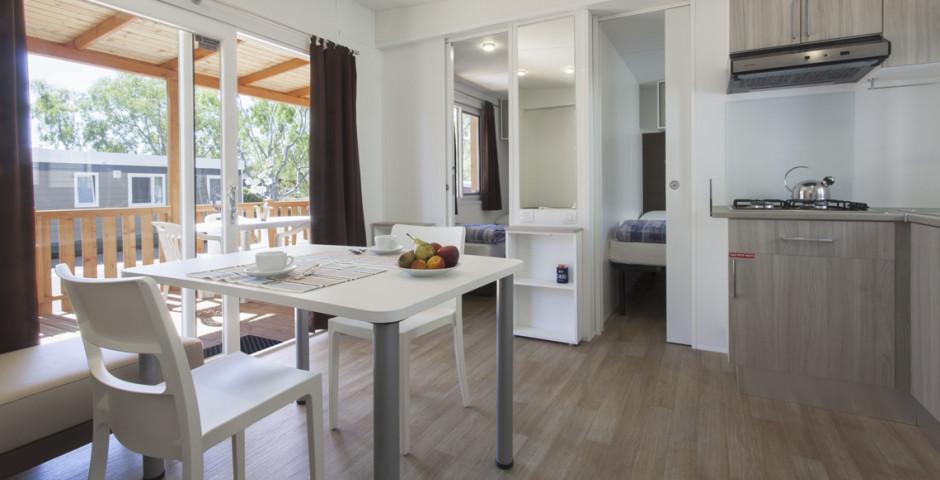 Mobil-home Baia Sardinia