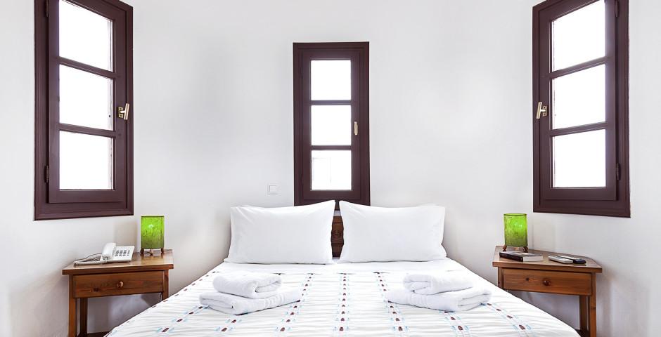 Doppelzimmer Gartensicht - Sunrise Accomodation