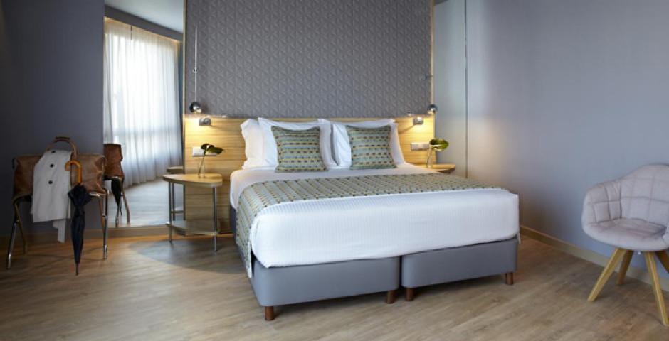 Doppelzimmer - Wyndham Grand Athens