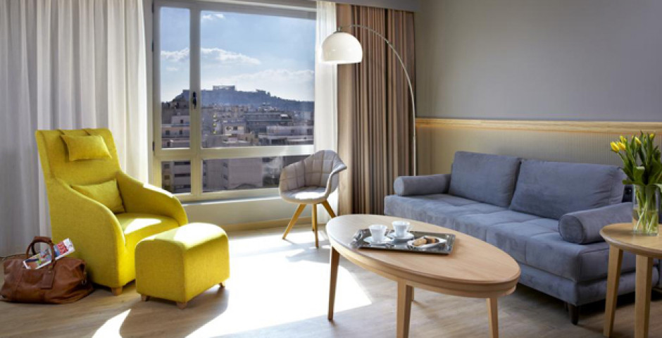 Junior Suite - Wyndham Grand Athens