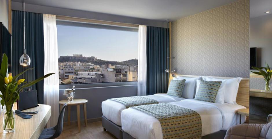 Doppelzimmer Executive - Wyndham Grand Athens