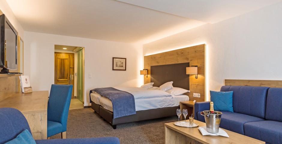 Doppelzimmer - Best Western Plus Alpen Resort Hotel