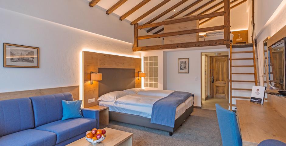 Familienzimmer - Best Western Plus Alpen Resort Hotel