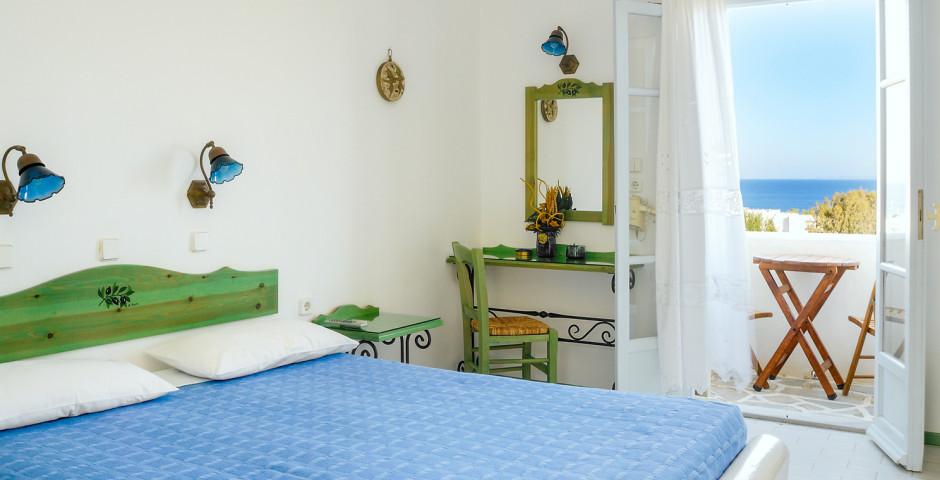 Doppelzimmer - Albatross Hotel