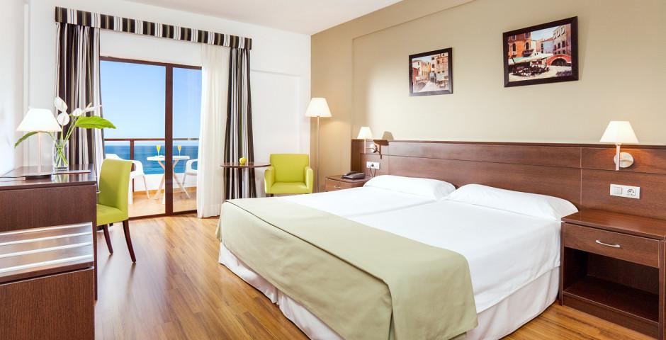 Doppelzimmer Meersicht - Hotel Taoro Garden