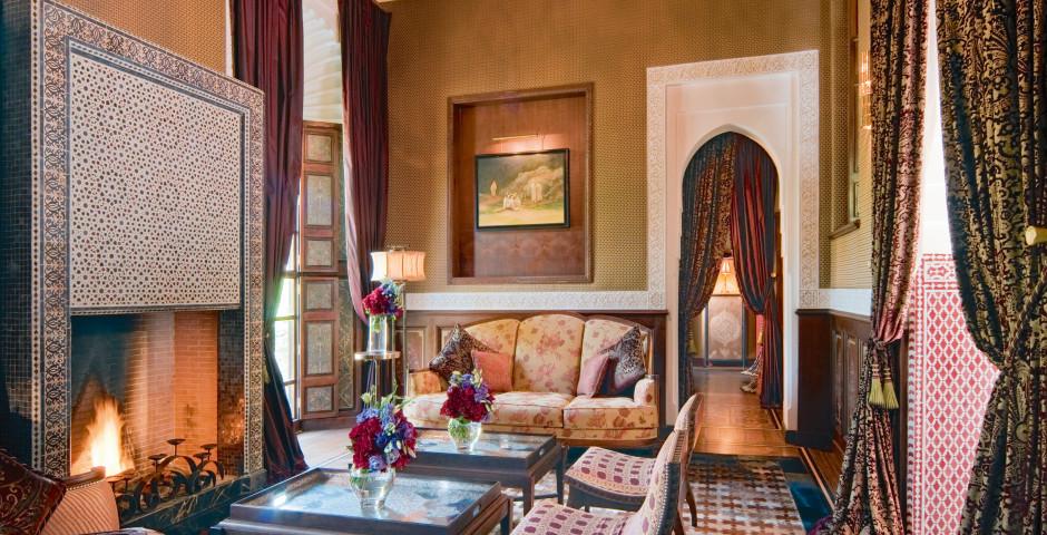 Lobby - Royal Mansour Marrakech