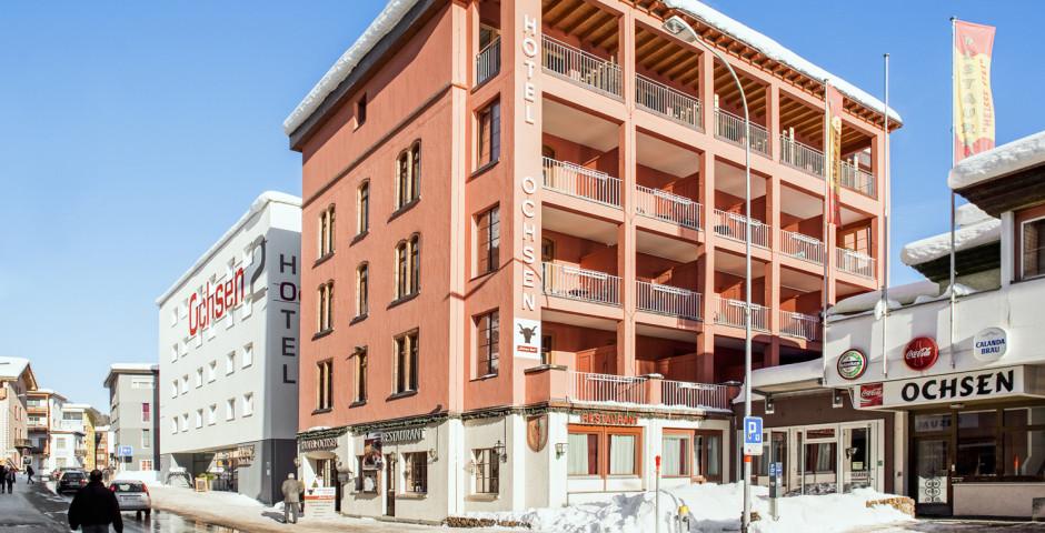 Hotel Ochsen - Skipauschale