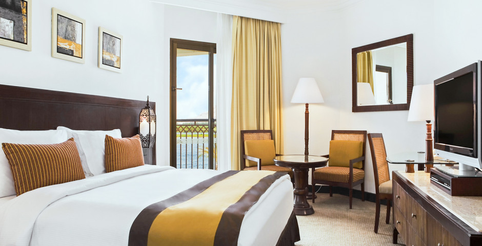 Doppelzimmer / © 2019 Hilton - Hilton Luxor Resort & Spa
