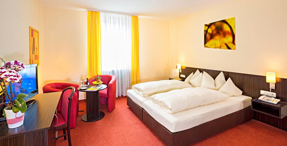 Doppelzimmer - Hotel Sonnengarten