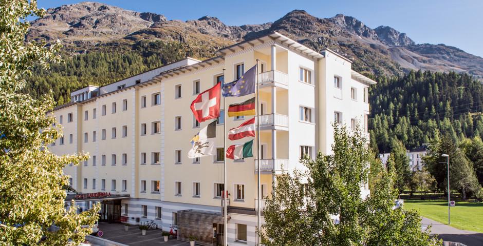 Hotel Laudinella - Sommer inkl. Bergbahnen*