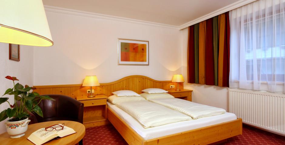 Doppelzimmer - Hotel Kertess