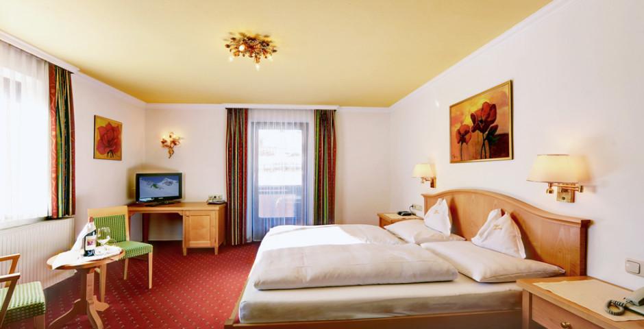 Doppelzimmer - Hotel Arlberg