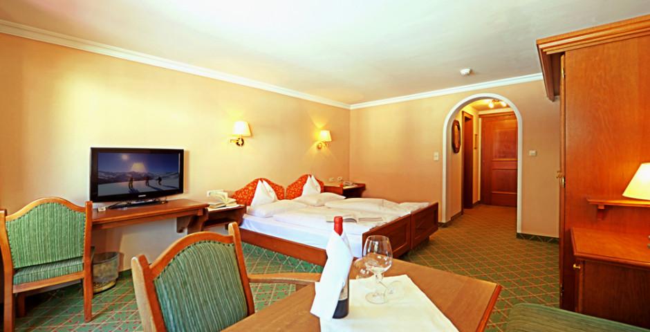 Doppelzimmer Superior - Hotel Arlberg