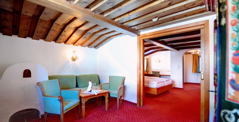 Appartement - Hotel Arlberg