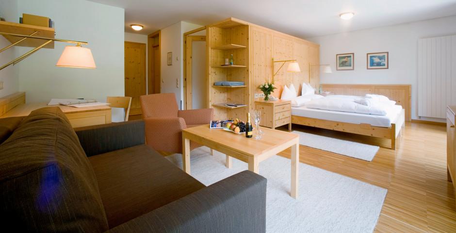 Doppelzimmer Schneerose - Hotel Felbermayer