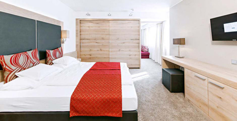 Doppelzimmer Ambiente - Hotel Tyrolerhof