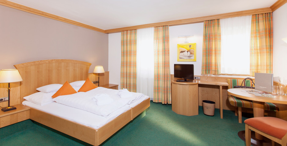 Doppelzimmer Flair - Hotel Tyrolerhof