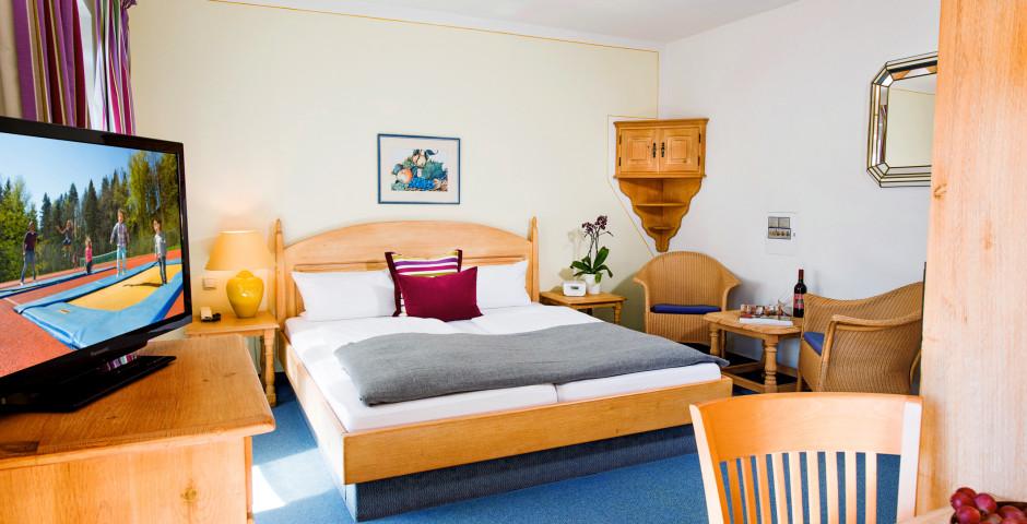 Doppelzimmer/Studio - MONDI-HOLIDAY Alpenblickhotel Oberstaufen