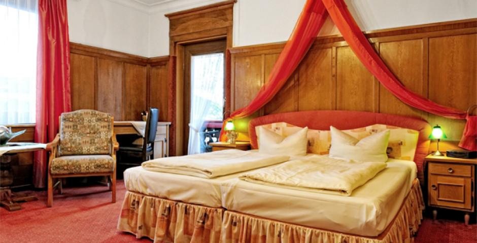 Doppelzimmer - Hotel Haus Daheim