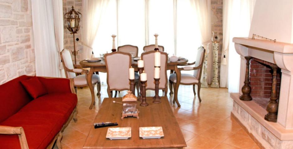 Eleon Residence Villa Alea