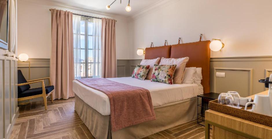 Doppelzimmer - Can Ribera by Zafiro